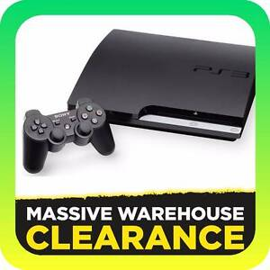 Sony PlayStation 3 Slim 160GB + Wireless Controller Tullamarine Hume Area Preview