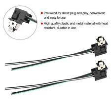 12V-24V Headlight Bulb Socket Wiring Harness Connector H1
