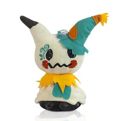 Pokemon Sun and Moon Halloween Version Mimikyu Plush Doll Stuffed Toy 10