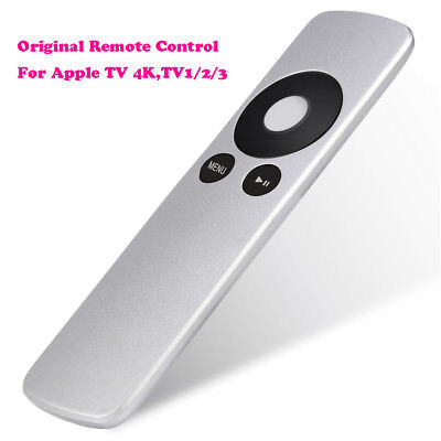 Replace Controller TV Remote Control A1924 For Apple TV 1 2 3 Gen No Battery SU
