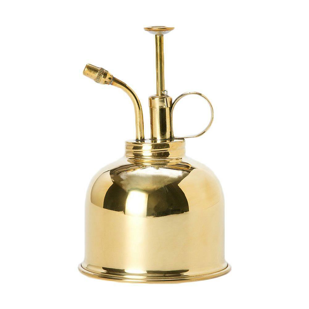 Brass Watering And Garden Mister Bottle Style Plant Pump Spr