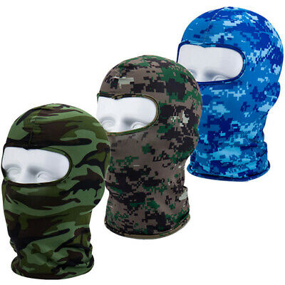 Motorcycle Cycling Outdoor Sport Unisex Full Face Mask Cover Balaclava Mgic Clothing
