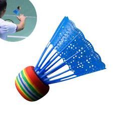 10pcs Portable Colorful Badminton Balls Shuttlecocks Sport Train Outdoor