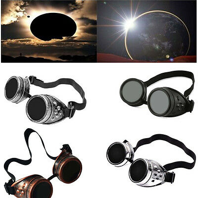 Solar Eclipse Glasses   Shade 14 Goggles Safe Sun Viewing Fashion Adjustable