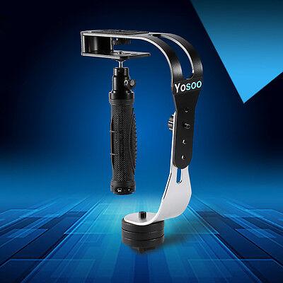 Handheld Videokamera Schwebestativ Stabilizer Steadycam für Gopro DSLR CR 05
