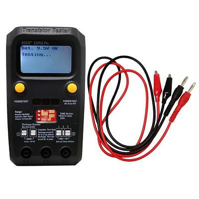 Bside Esr02 Pro Digital Transistor Smd Components Diode Tester With Test Leads