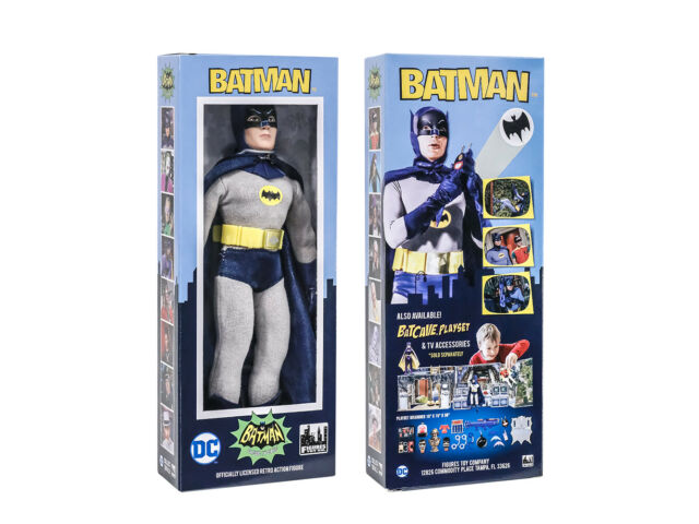 Batman Classic TV Series Boxed 8 Inch Action Figures: Batman