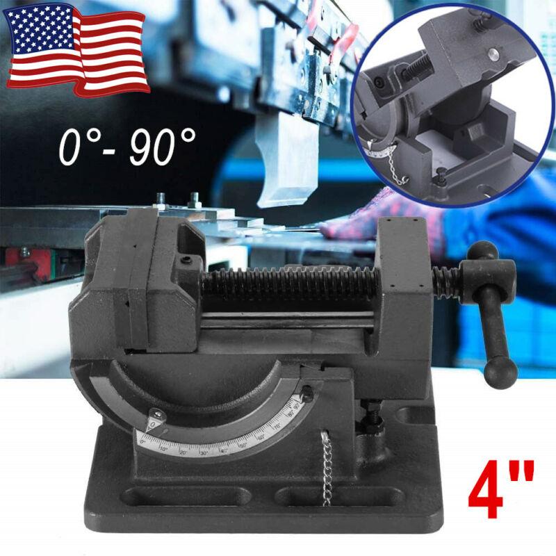 "4""/100mm  Industrial Strength Benchtop&Drill Press Tilting A"