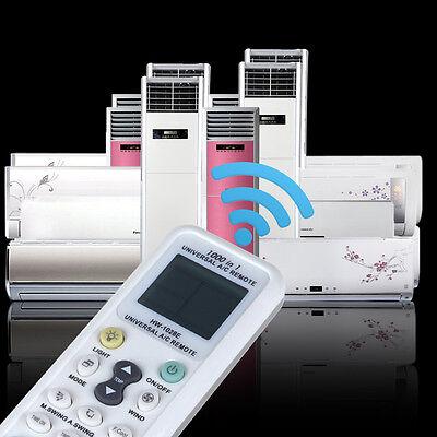 Universal Large LCD A/C Muli Aircon Air Conditioner Remote Control Controller