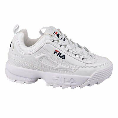 Zapatillas Disruptor P Low Wmn Fila Blanco Mujer