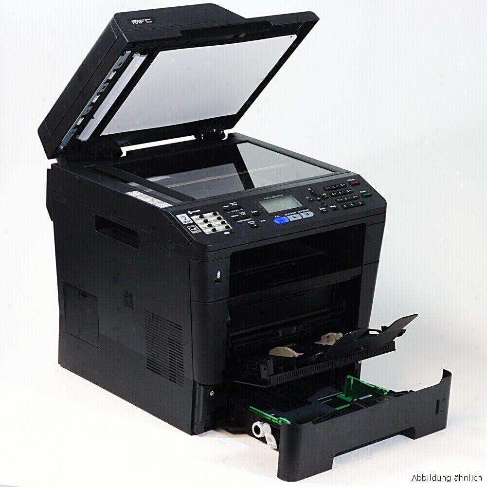 Brother imprimante mfc-8510dn imprimante laser scanner copieur fax utilisé