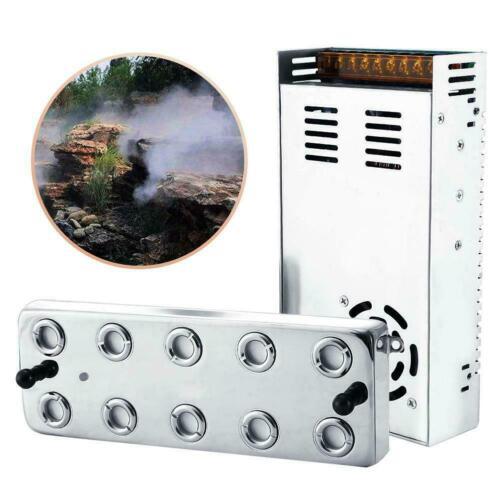 New 10 Head Ultrasonic Mist Humidifier with Transformer