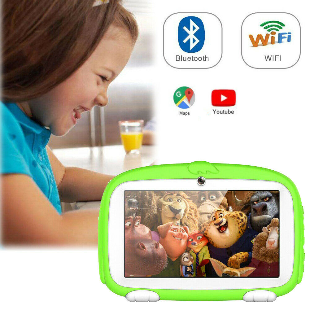 """7"""" Kids Tablet Android Quad Core 8GB Wifi Boys Girl iPad for"""