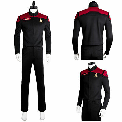 Star Trek Online Final Decision Cosplay Uniform Costume Jacket Pants Full Set - Star Trek Online Uniforms