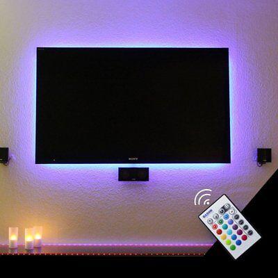 BASON USB LED TV Bias Lighting for 60 to 70 Inches HDTV LED