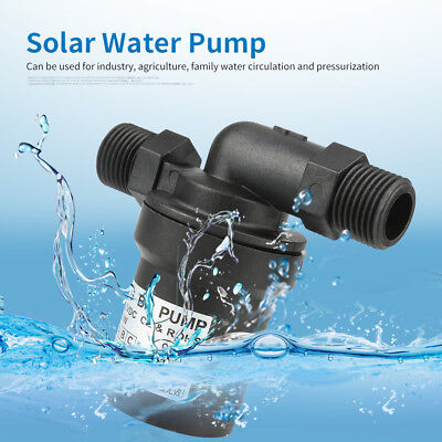 12v 10w Dc Brushless Solar High Temperature Water Pump 12 Can Be Used In Water