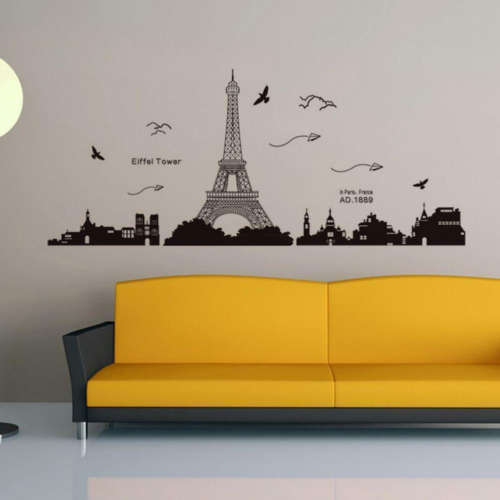 Colorful Eiffel Tower Wall Decor Photo - Art & Wall Decor ...