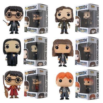 Funko Pop! Harry Potter Hermione Granger Severus Snape Vinyl Action Figure Toy