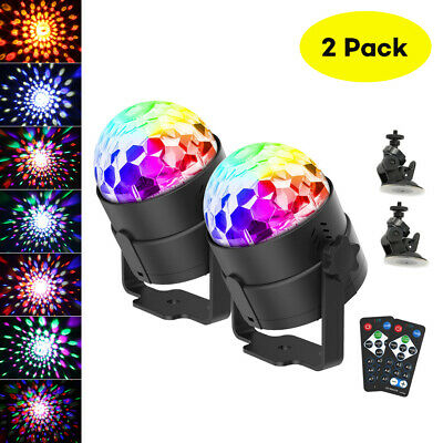 Portable LED Disco Ball Light Led Stage Lights DJ Lights(2 - Led Disco Ball