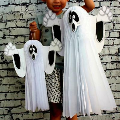 Halloween Scary Hanging Ghost for Garden Yard Bar Decoration Haunted Home Props