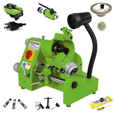110v U3 Universal Cutter Grinder Sharpener Cnc Engraving Mill Lathe Cuting Tool