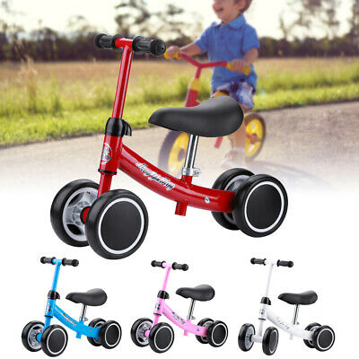 Laufrad Kinder Lernlaufrad Dreirad Rutscher Lernrad Lauflernhilfe Balance Bike