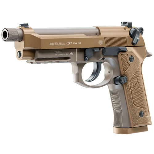 UMAREX Beretta M9A3 Co2 Blowback Full Auto .177 BB Air Pistol by KWC 2253024