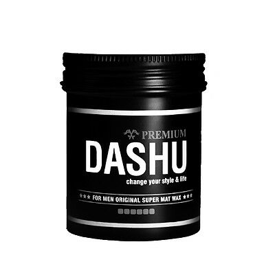 [DASHU] for Men Original Premium Super Mat Hair Wax 100ml. Made in Korea