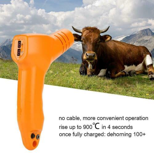 Electric LiveStock Bloodless Heating Cauterizing DeHorner ( Cattle Lamb Goat )