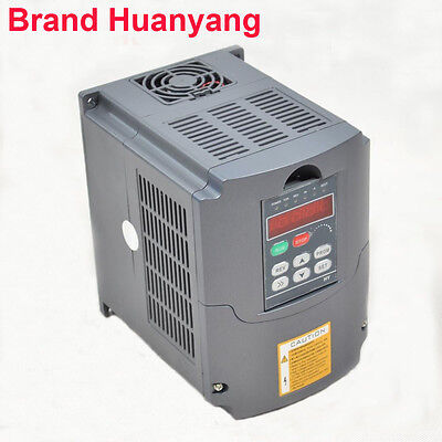 Updated Hy 110v 3kw 4hp Variable Frequency Drive Inverter Vfd 13a High Quality