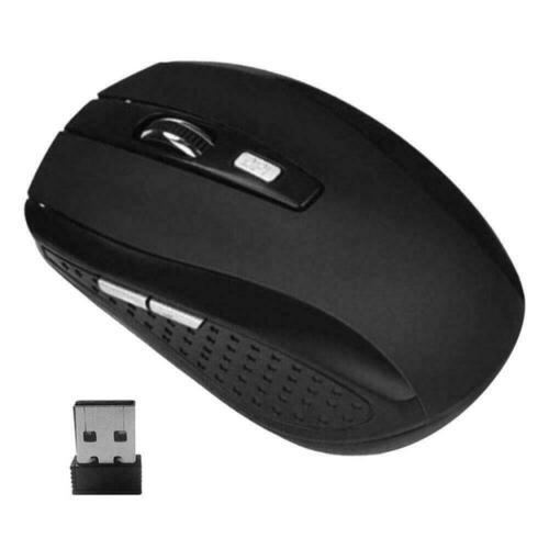 2.4GHz Wireless 2000DPI Cordless Optical Mouse Mice USB Receiver for PC Laptop