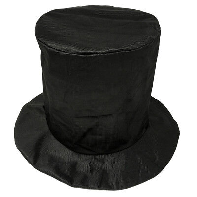 Child Shiny Black Top Hat ~ FUN HALLOWEEN, COSTUME, NEW YEAR'S, BIRTHDAY, PARTY