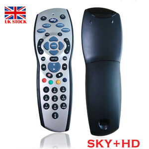 2018 UK NEW SKY + PLUS HD BOX REMOTE CONTROL REV 9 f REPLACEMENT HQ