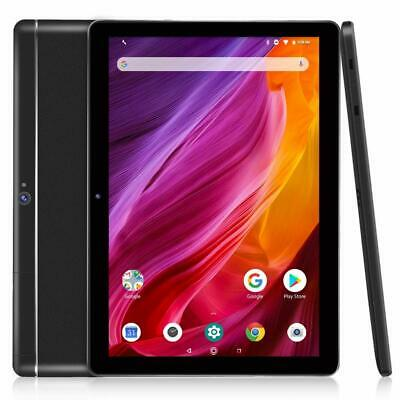 "Dragon Touch K10 10.1"" Tablet Quad Core Android 16GB WiFi GPS BLK 