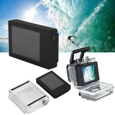 Usado, Utility LCD BacPac Display Viewer Monitor Screen+Rear Door Case For GoPro Hero 4 comprar usado  Enviando para Brazil
