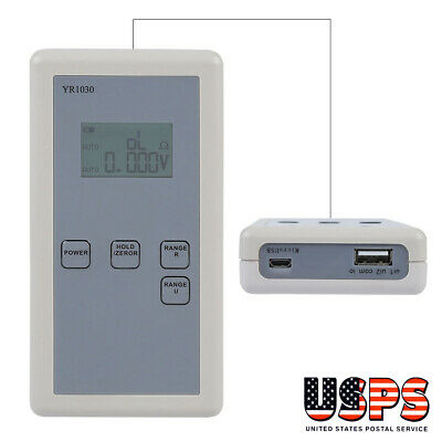 True Four-wire Yr1030 High-precision Lithium Battery Internal Resistance Tester
