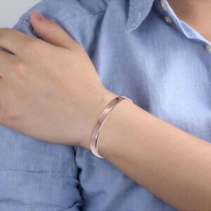 Magnetic Pure Copper Bracelet Therapy Arthritis Healing Magnets