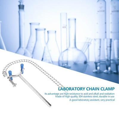 Laboratory Beaker Chain Clamp Clip Beaker Container Fixator Chemical Equipment