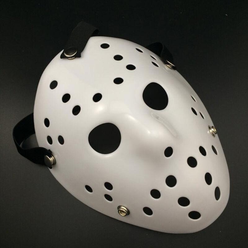 HOT Jason Voorhees Friday the 13th Horror Movie Hockey Mask Scary Halloween Mask