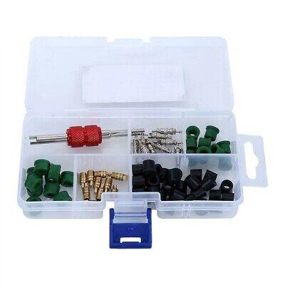 Repair Tools Kit 50pcs Rubber Hose Gaskets Refrigeration Ac Manifold Gauge Uk