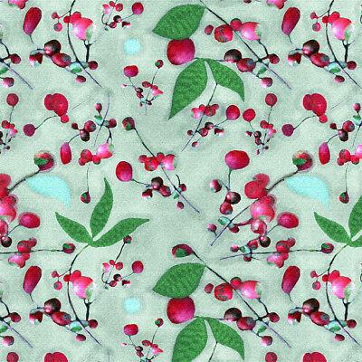 Wild Cherry Blossoms Pattern Premium Roll Gift Wrap Wrapping Paper Cherry Blossom Wrapping Paper