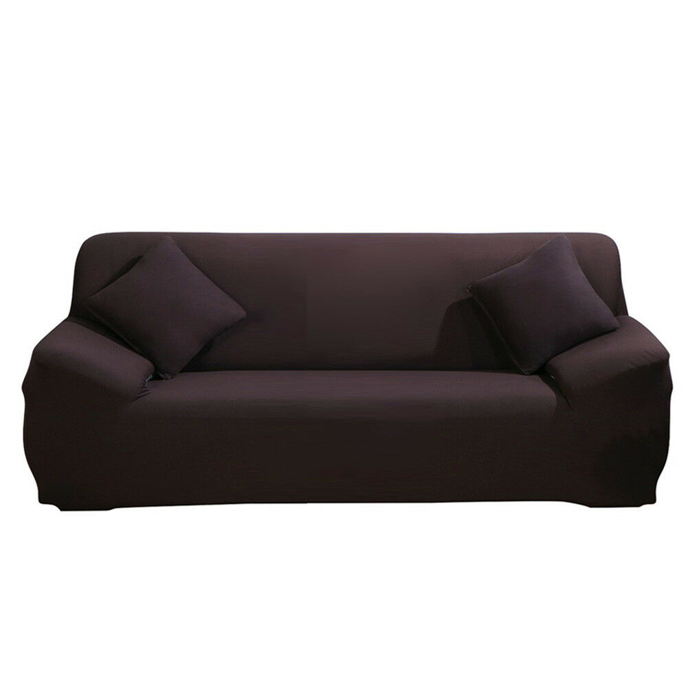 1 2 3 4 Seater Soft Heavyweight Microsuede Cover Slipcover