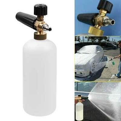 Large 1L Snow Foam Lance Cannon Soap Bottle Sprayer For Car Pressure Washer Gun Auto Pressure Sprayer