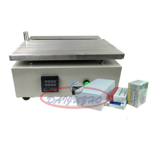 Manual Cellophane Wrapping Machine Blister Sealing Machine Film Packing Wrapper