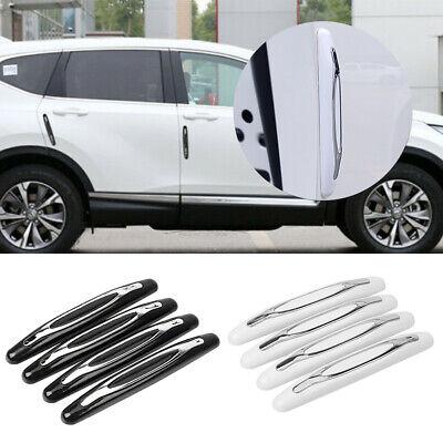 4Pcs Edge Guard Door Protector Anti Collision Strip Universal Car Accessories