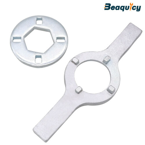 TB123A  HD Tub Nut Spanner Wrench 1-11/16 Inch for Whirplool Repair by Beaquicy