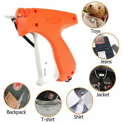 Clothes Garment Price Label Tag Tagging Gun Needle Machine 5000 1 Or 2 Barbsb