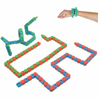 Toys For Autism (Wacky Tracks Fidget Toys for Kids Autism ASD ADHD Stress Relief)