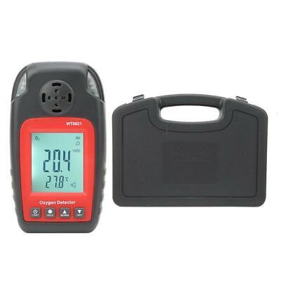 Professional Portable O2 Oxygen Detectors Gas Concentration Analyzer Alarm Meter