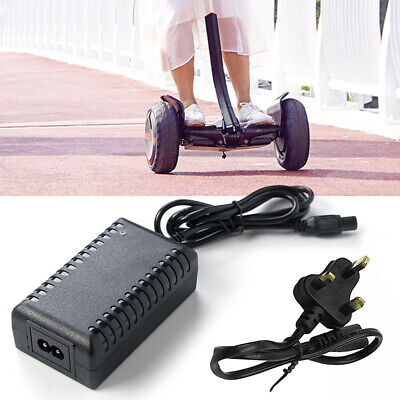 42V 2A Charger Adapter Power Cord For Hoverboard Smart Balance Scooter Trendy